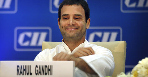 Rahul Gandhi: The 'Soch' Man!