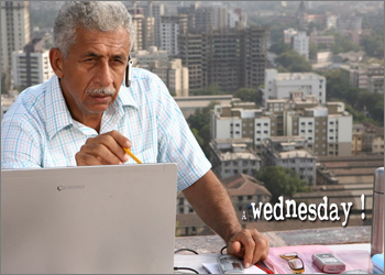 Reviewing 'A Wednesday'