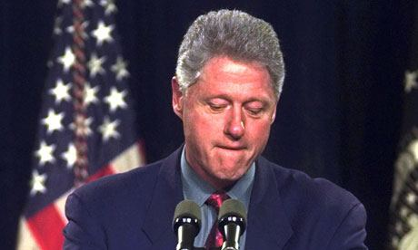 BILL CLINTON: A President and a Sexual Predator?