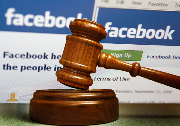 Facebook and the Law: Nothing 'Private' About It