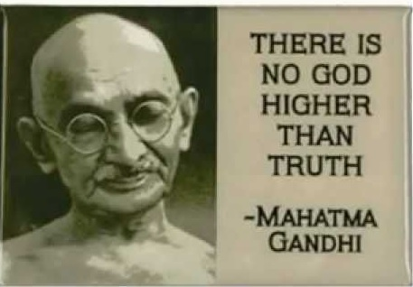 Bilgrami on Gandhi's Moralistic Political Philosophy
