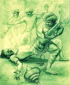 Jarashandha Kill