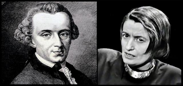 Validity of Rand's criticism of Kant