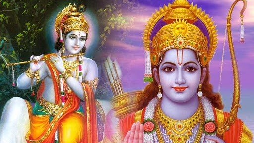 Lord Ram and Lord Krishna: Different Lives, Different Purposes