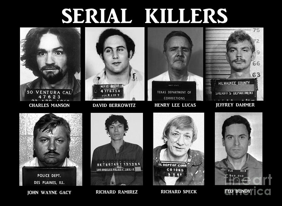 Why Serial Killers Interest Me