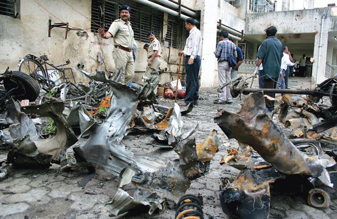 Gujarat Blasts: Payback Time