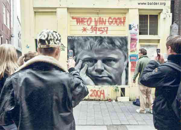 Theo Van Gogh Killing: A Murder That Killed Tolerance, Almost