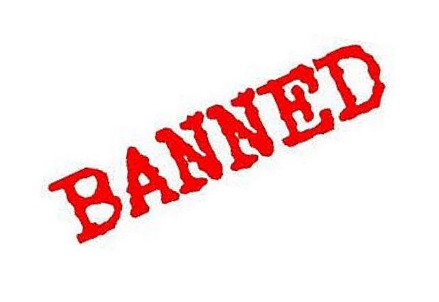 No ban, please