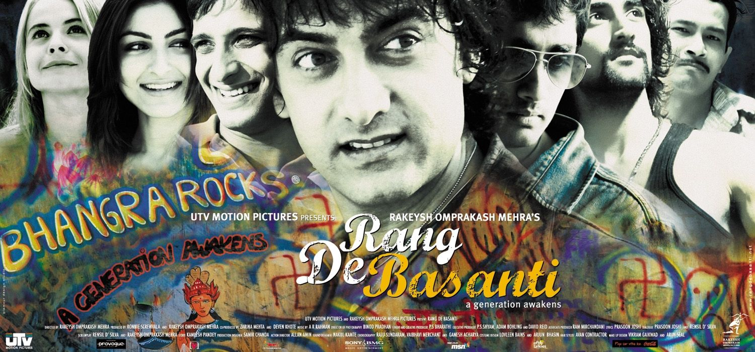RANG DE BASANTI: What a synthetic nightmare!