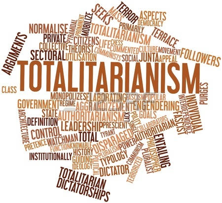 The Anatomy of Totalitarianism