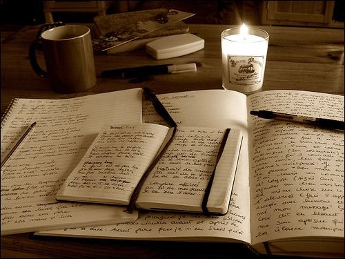 The Writer Is Not In The Writing
