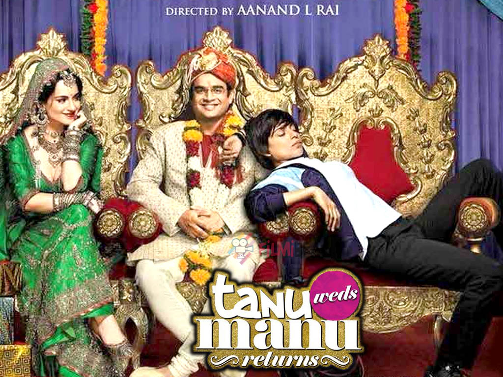 TANU WEDS MANU RETURNS: Powered by Kusum 'Datto' Sangwan