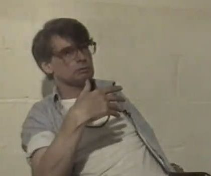 Dennis Andrew Nilsen: For the Company of the Dead